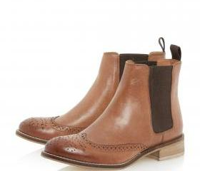 Men's Wingtip Brown ..