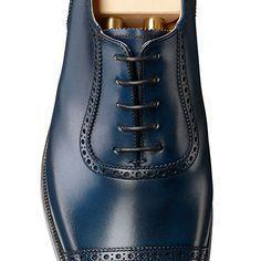 Black Color Oxford Plain Cap Toe Pointed Tip Real Leather Handmade Shoes for Men